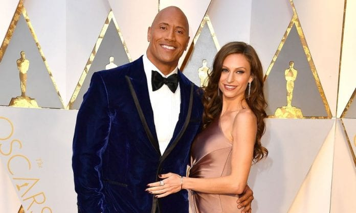 dwayne the rock johnsons dating Lauren hashian is a singer-songwriter and boston drummer sib hashian's daughter, but she also happens to be dwayne johnson's longtime girlfriend while the two.