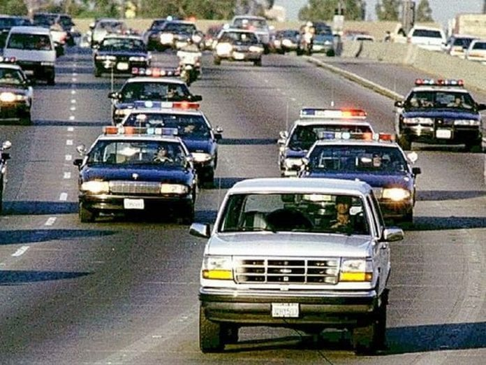What happened To White Ford Bronco From O.J. Simpson Chase