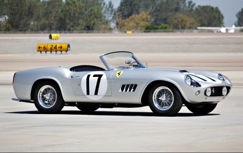 1959 Ferrari 250 GT California Spider Competizione 850x535