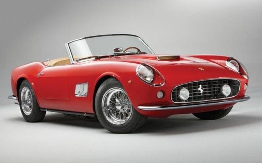 1961 Ferrari 250 GT SWB California Spider 18500000 850x531