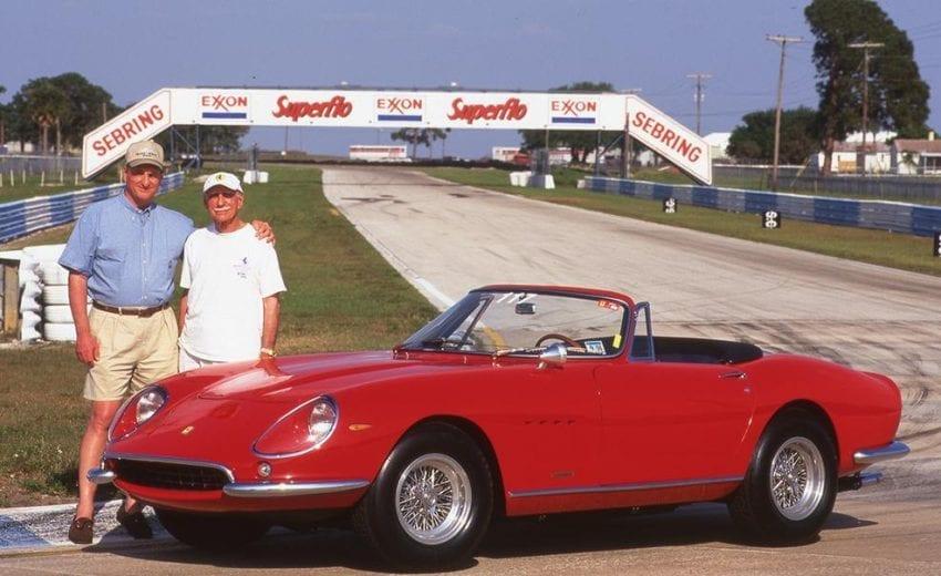 1967 Ferrari 275 GTB4 S NART Spider 850x520