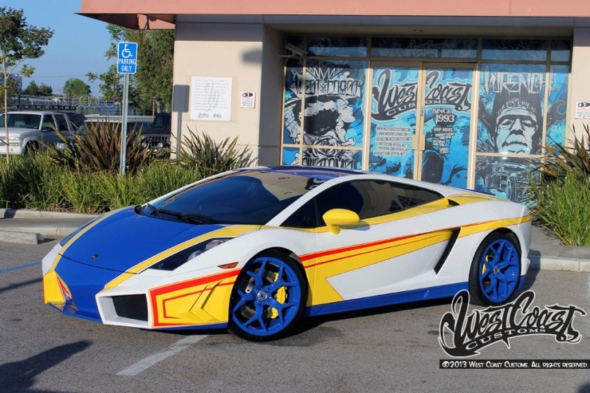 How Much Is A Paint Job Car