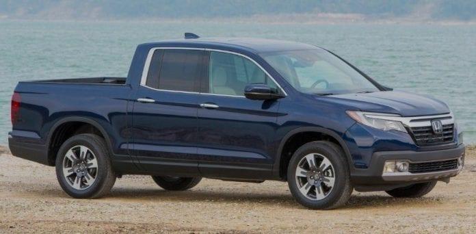 2018 new trucks ultimate list for 2017 honda ridgeline configurations