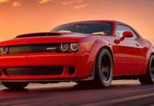 2018 Dodge Challenger SRT Demon 2 218x150