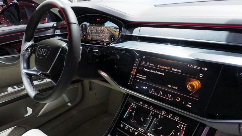 2018 Audi A8 Revealed