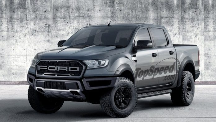 2019 Ford Ranger Raptor Price, Interior, Specs
