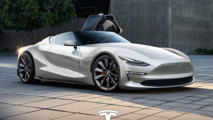 2019 Tesla Roadster Concept 850x478