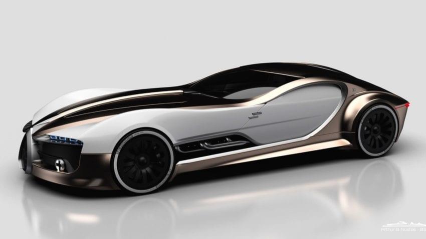 Bugatti Type 57 T Concept 850x478