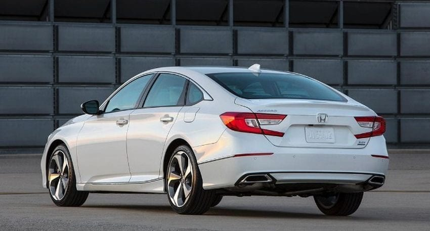 Honda Accord 2018 850x457