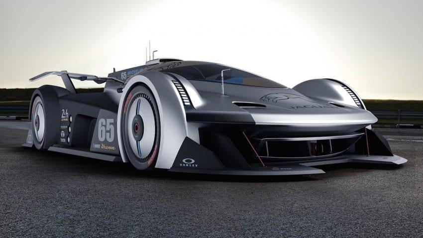 Jaguar SS 107 Le Mans Concept 1 850x478