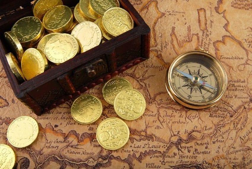Knights Templar Coin Oak Island