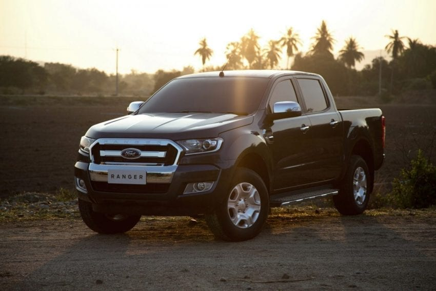 ford ranger  feature  engines