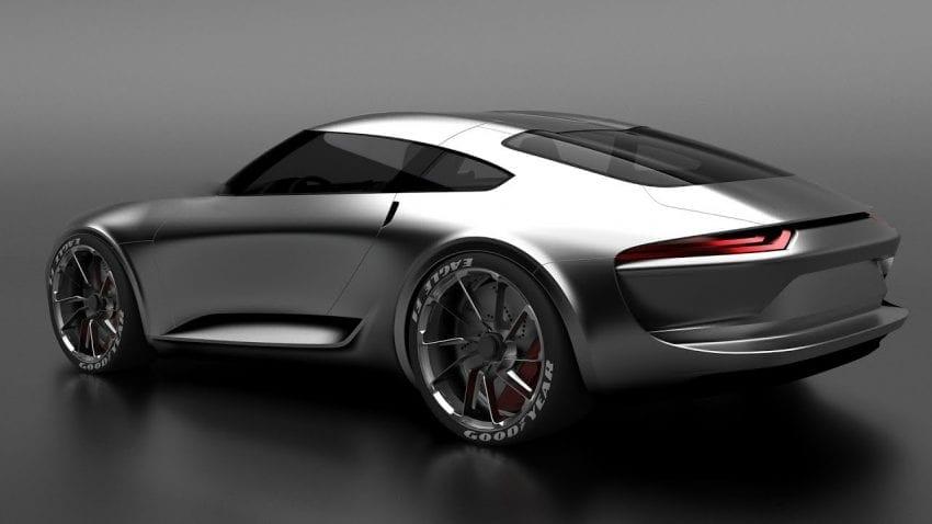 Porsche 911 Concept 850x478