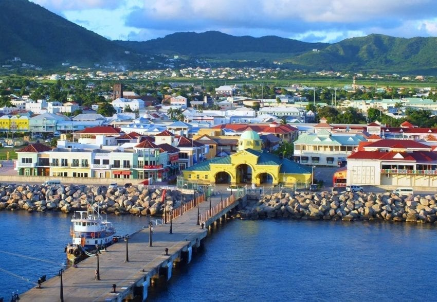 Saint Kitts and Nevis 850x587
