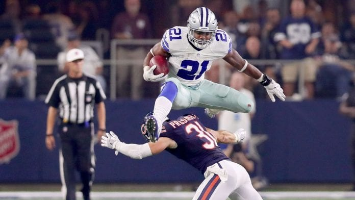 Elliott expected to play for Cowboys against the Raiders