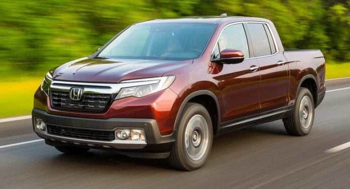 honda made some changes to the 2018 ridgeline new. Black Bedroom Furniture Sets. Home Design Ideas