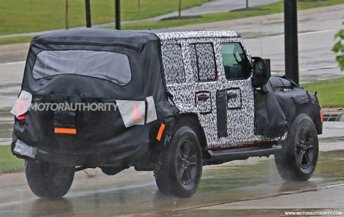 jeep wrangler will come with the diesel engine option for 2019. Black Bedroom Furniture Sets. Home Design Ideas