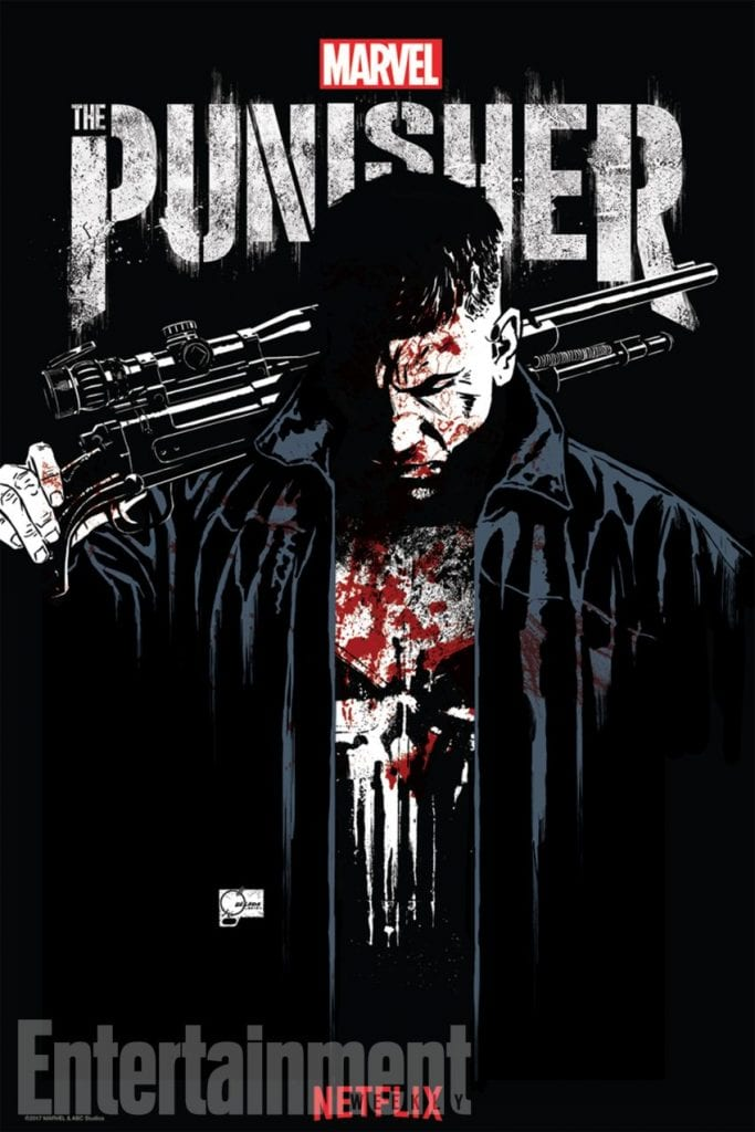 The Punisher Release Date, First Poster, Cast and Details