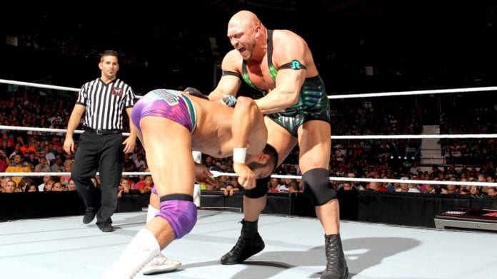 Ryback's Worst Match Was With Jinder Mahal?