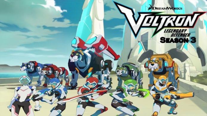 voltron season 3 release date
