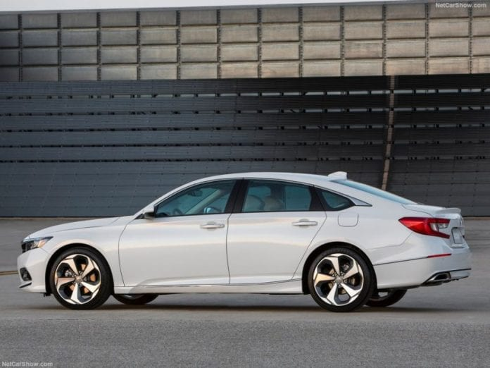 2018 Honda Accord Receives New Features; Acura Falls Behind