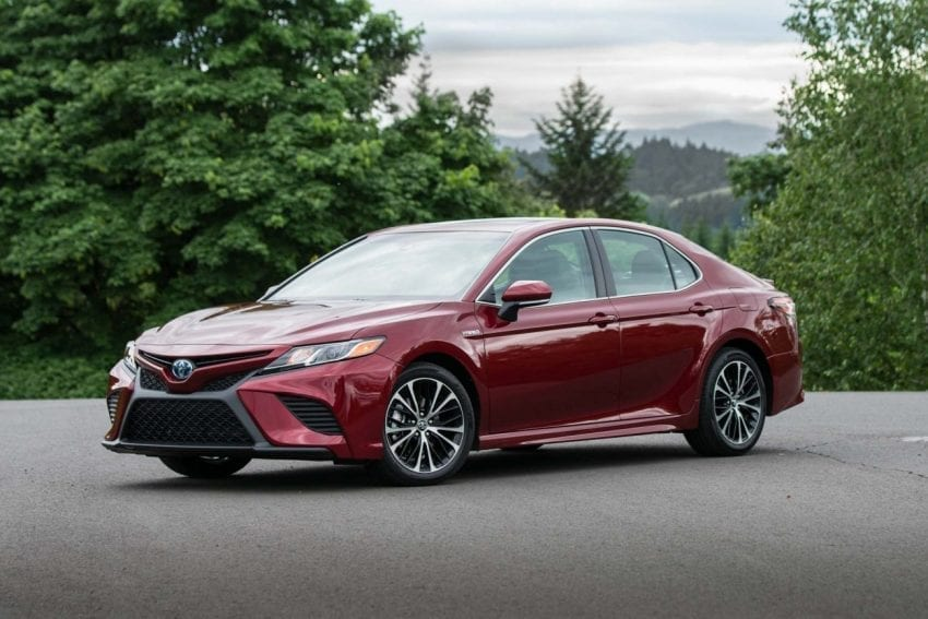2018 Camry Vs 2018 Accord