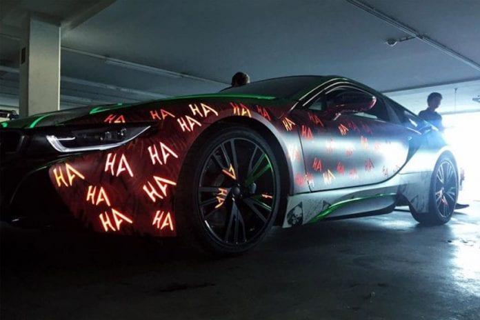 BMW i8 HA
