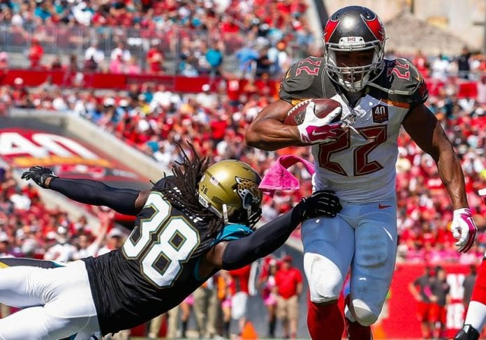 Jaguars, Buccaneers Trade Blows In Multiple Fights During Joint Practice