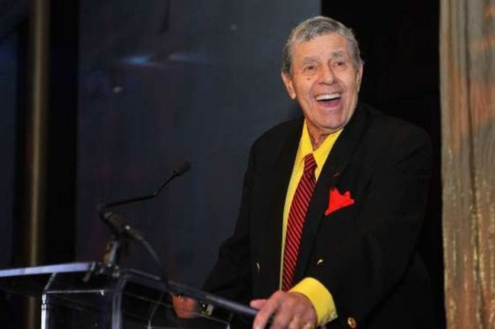 Jerry Lewis Old