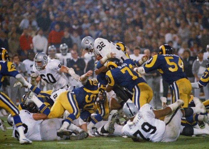 Los Angeles Rams Vs Oakland Raiders Preseason Week 2