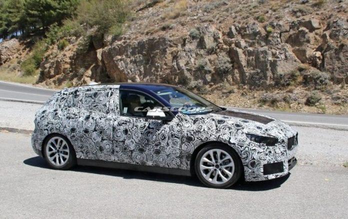 2019 BMW 1 Series design