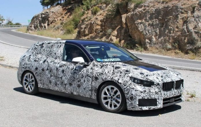 2019 BMW 1 Series exterior