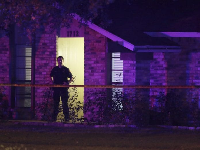 At least seven people killed in mass shooting in Texas