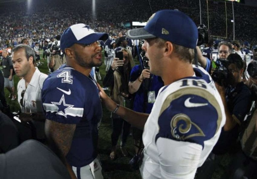 Three & Out: Takeaways from Rams' 35-30 Victory Over Cowboys