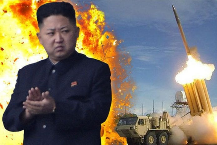 Korea claims to have developed ICBM h-bomb as Kim Jong-un observes
