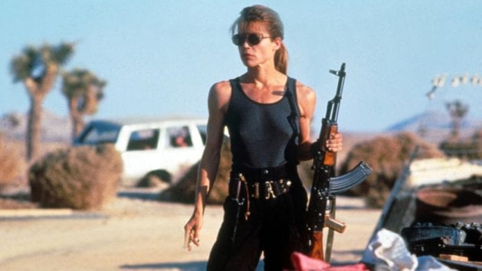 Linda Hamilton Is Returning To Terminator!
