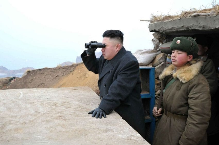 North Korea Is the Direct Threat to US National Security 1 850x564