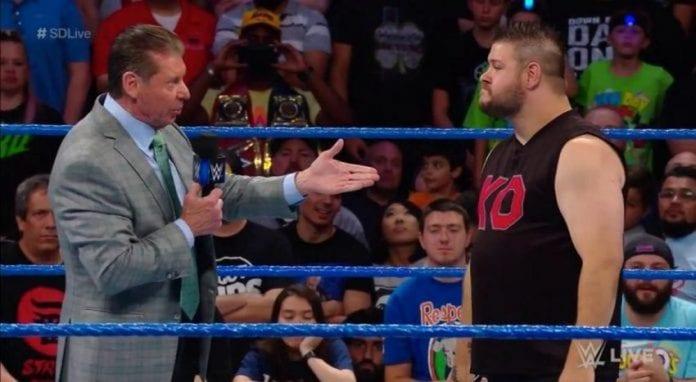 Vince vs. Owens