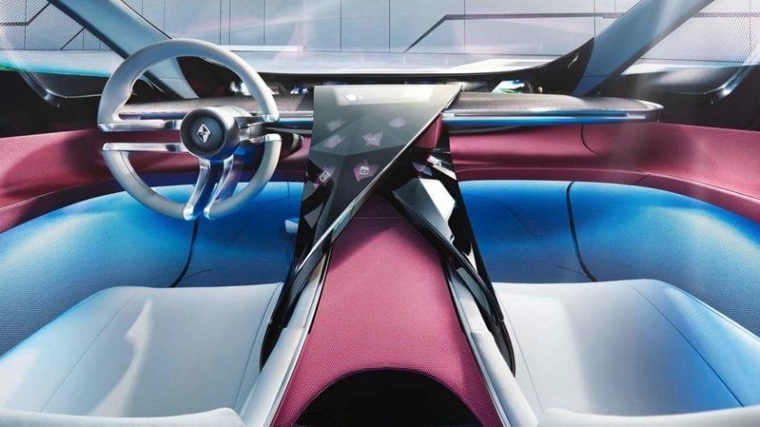 borgward isabella concept interior 850x478
