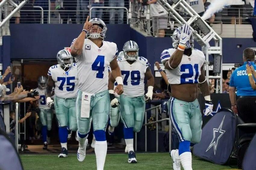 National Football League  files appeal of Cowboys' Ezekiel Elliott's preliminary injunction
