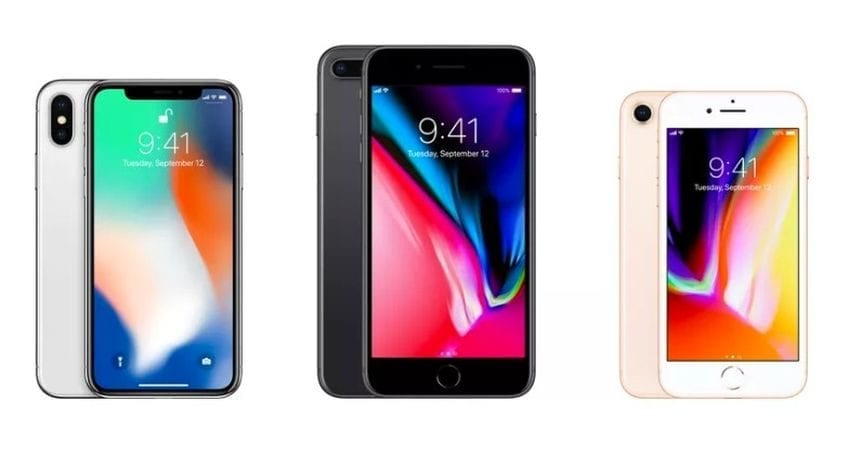 iPhone X iPhone 8 iPhone 8 Plus – Which Apple's Product to Choose 850x454
