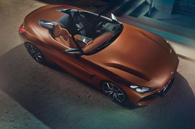 2018 BMW Z4 11