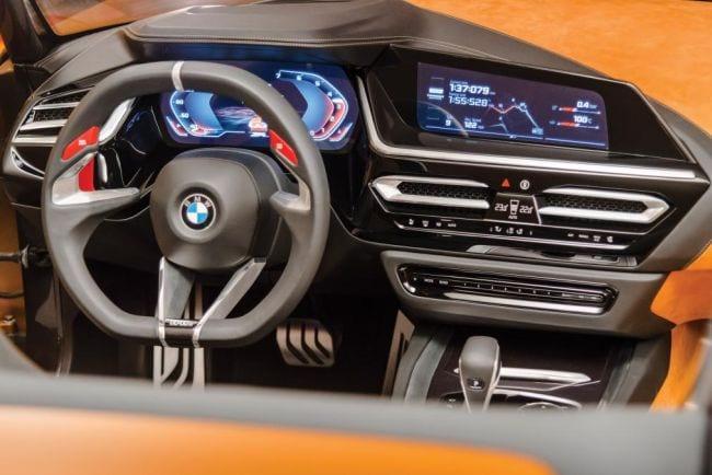 2018 BMW Z4 2