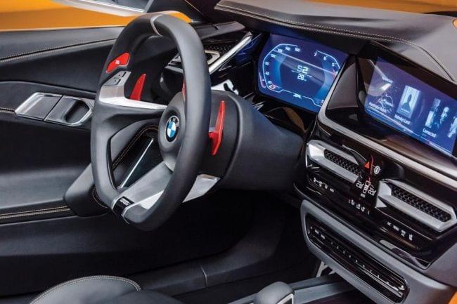 2018 BMW Z4 3