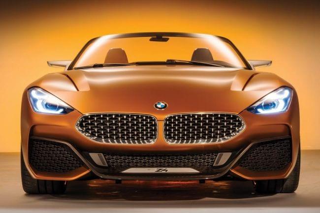 2018 BMW Z4 4