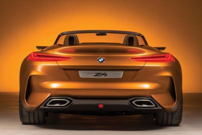 2018 BMW Z4 5