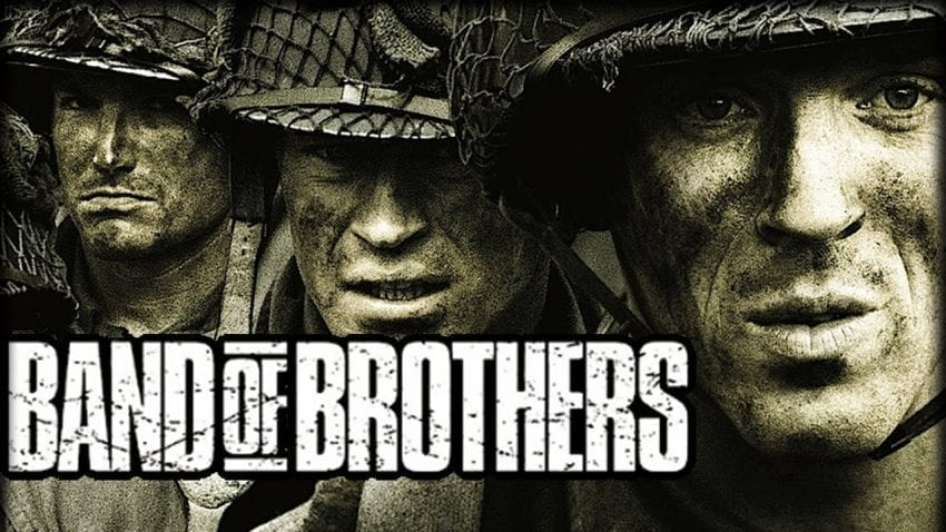 band of brothers film essay Free essay: band of brothers and today what is going on in the world today are there any similarities with how the world was run 65 years ago the 2002 hbo.