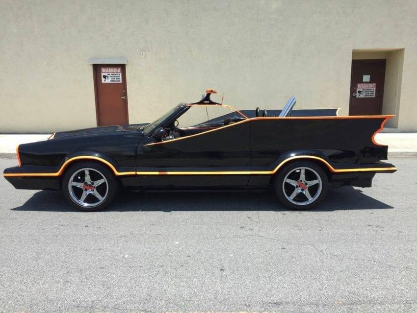 Ford Mustang Batmobile 1 850x639