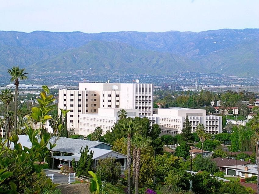 Loma Linda California 850x638