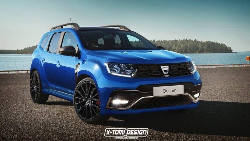 2018 dacia duster shown in pickup gt and three door form. Black Bedroom Furniture Sets. Home Design Ideas